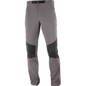 Salomon M's Wayfarer Mountain Pants rabbit